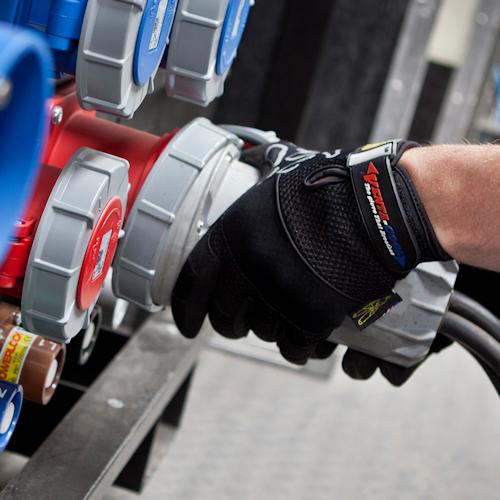 Dirty Rigger - Venta-Cool Glove Fullfinger