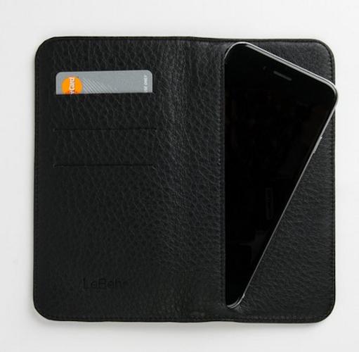 LeBehr - LeCase Mobile Case LARGE Black