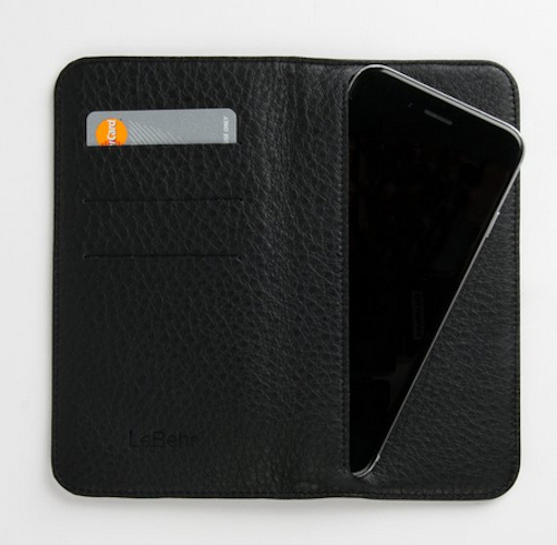 LeBehr - LeCase Mobile Case SMALL Black
