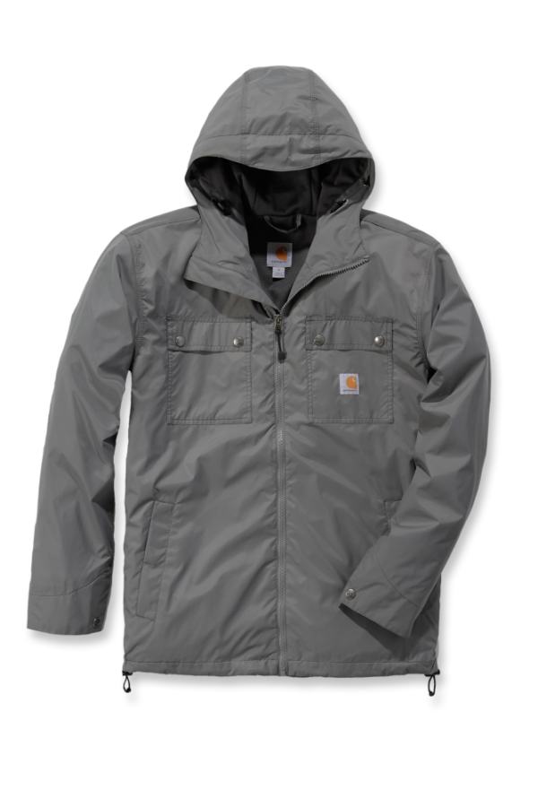 Carhartt - ROCKFORD JACKET S STEEL