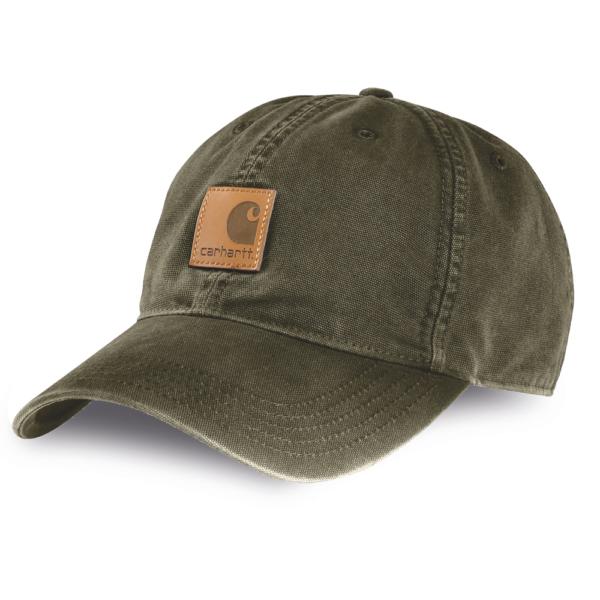 Carhartt - ODESSA CAP OFA ARMY GREEN