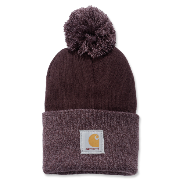 Carhartt - WOMENS LOOKOUT HAT OFA DEEP WINE