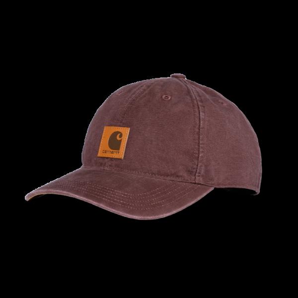Carhartt - ODESSA CAP OFA DEEP WINE