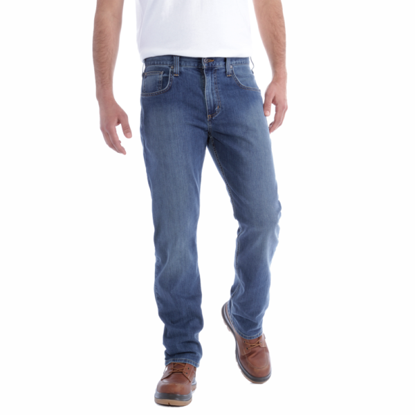 Carhartt - RUGGED FLEX RELAXED STRAIGHT JEAN W30/L30 COLDWATER