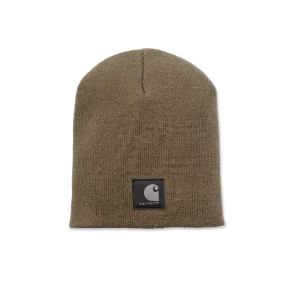 Carhartt - FORCE EXTREMES KNIT HAT OFA BURNT OLIVE