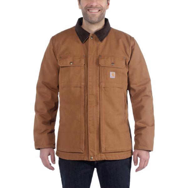 Carhartt - FULL SWING TRADITIONAL COAT S CARHARTT® BROWN