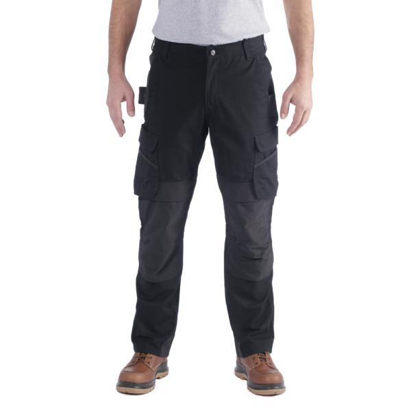 Carhartt - STEEL CARGO PANT W30/L30 BLACK