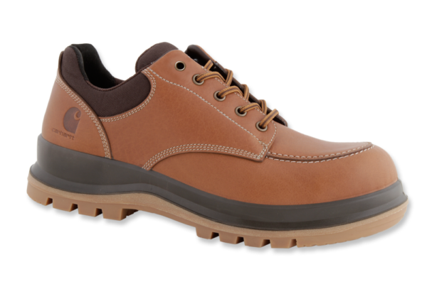 Carhartt - HAMILTON S3 WATER RESISTANT SHOE TAN 39