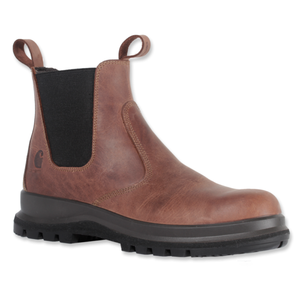 Carhartt - Chelsea Boot DARK BROWN 36