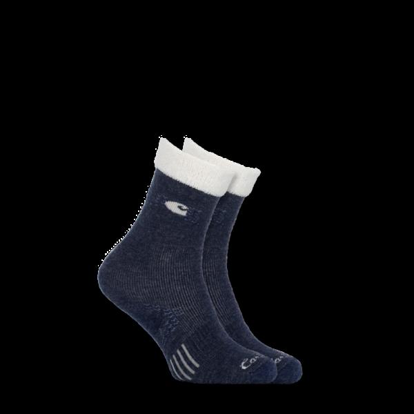 Carhartt - COLD WEATHER BOOT SOCK M BLUE DENIM