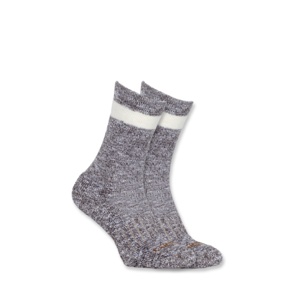 Carhartt - ALL SEASON CREW SOCK M CARHARTT® BROWN