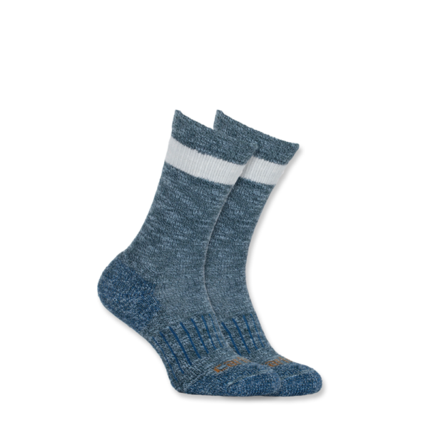 Carhartt - ALL SEASON CREW SOCK M MEDIUM BLUE