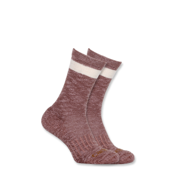 Carhartt - ALL SEASON CREW SOCK M PINK