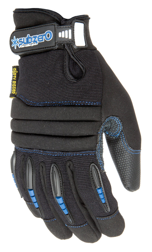 Dirty Rigger - Sub-Zero XC Cold Weather Winter Rigger Glove L