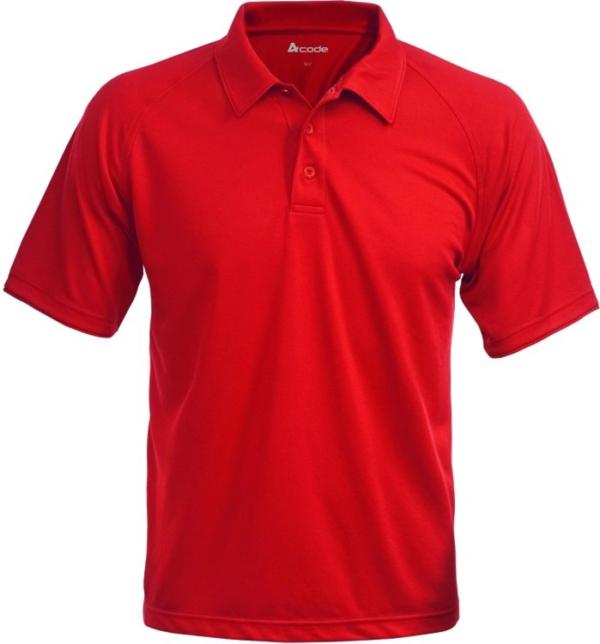 Fristads - Acode CoolPass Poloshirt 1716 COL Rot S