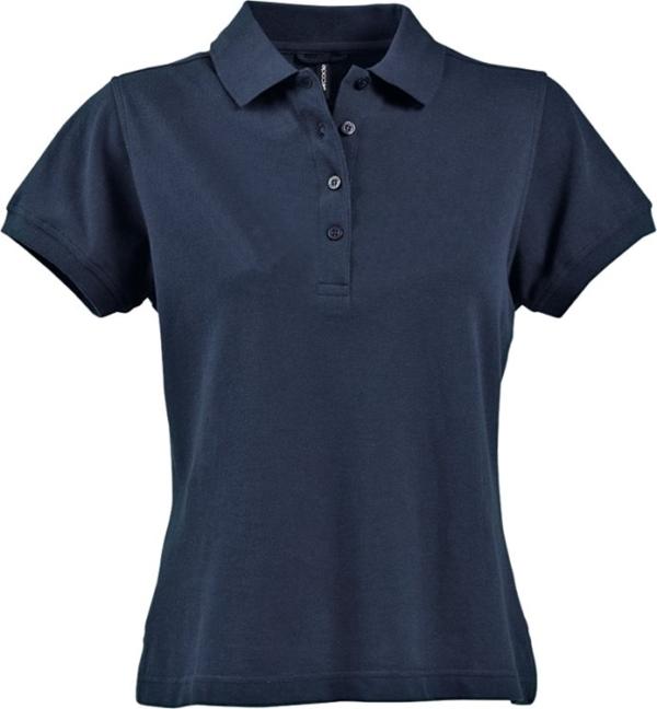 Fristads - Acode Poloshirt Damen 1723 PIQ Saphirblau S