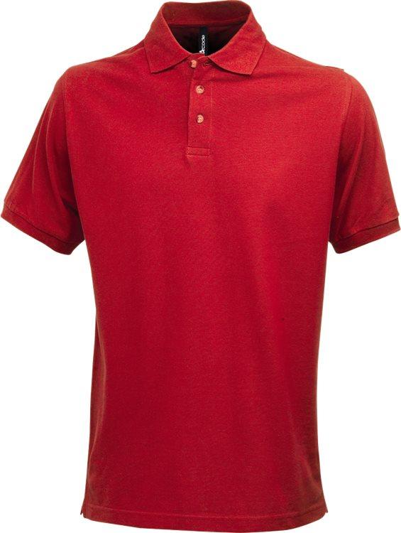 Fristads - Acode Poloshirt 1724 PIQ Rot XS