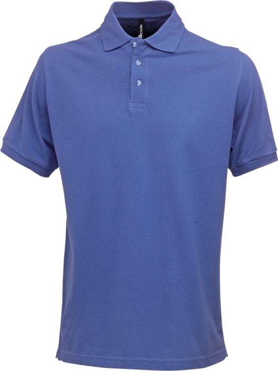 Fristads - Acode Poloshirt 1724 PIQ Königsblau S