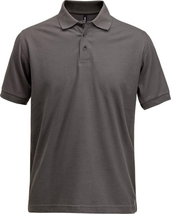 Fristads - Acode Poloshirt 1724 PIQ Dunkelgrau XS