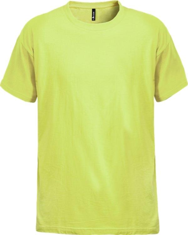 Fristads - Acode T-Shirt 1912 HSJ Leuchtendes Gelb S