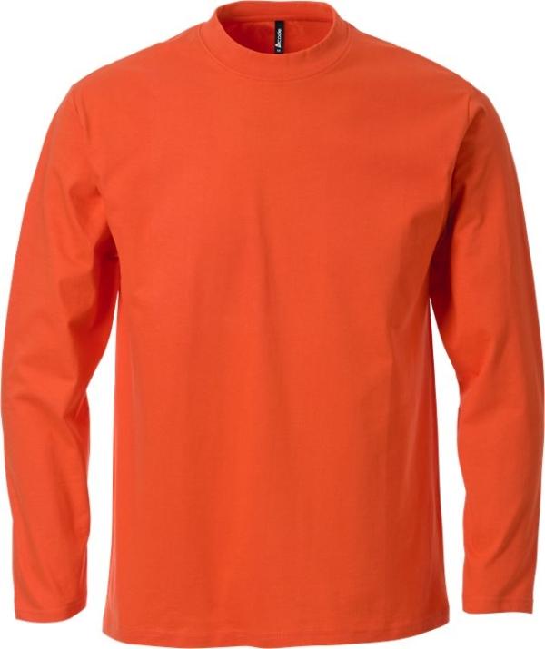 Fristads - Acode T-Shirt Langarm 1914 HSJ Leuchtendes Orange S