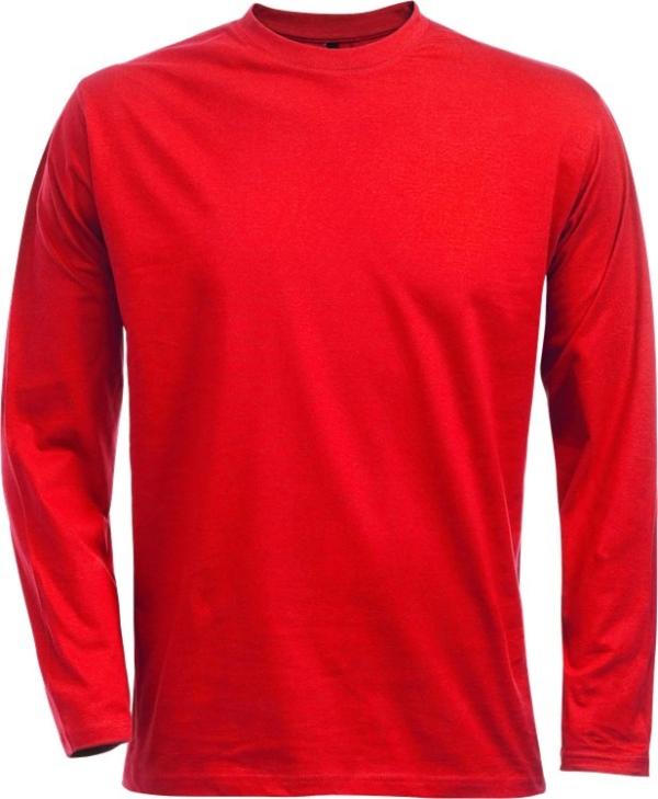 Fristads - Acode T-Shirt Langarm 1914 HSJ Rot S