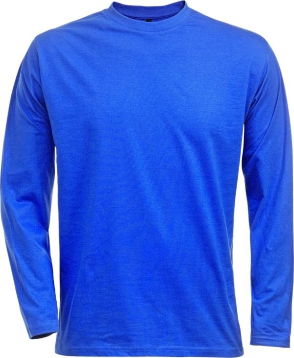 Fristads - Acode T-Shirt Langarm 1914 HSJ Königsblau S