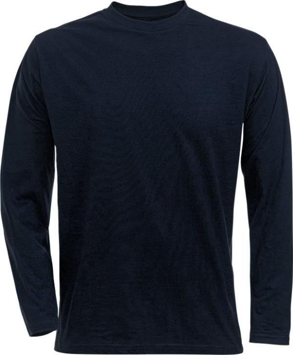 Fristads - Acode T-Shirt Langarm 1914 HSJ Saphirblau S