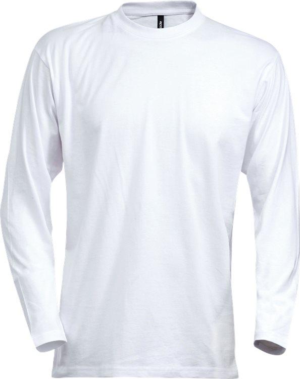 Fristads - Acode T-Shirt Langarm 1914 HSJ Weiß S