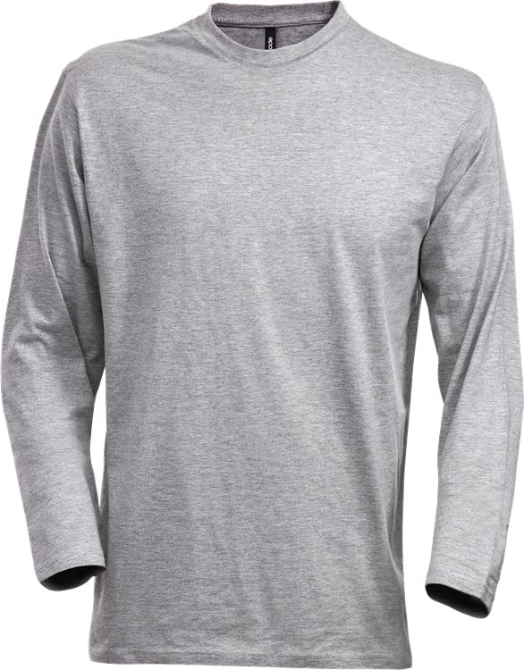 Fristads - Acode T-Shirt Langarm 1914 HSJ Hellgrau S