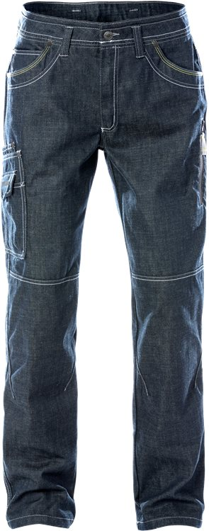 Fristads - Jeans 270 DY Indigoblau C44