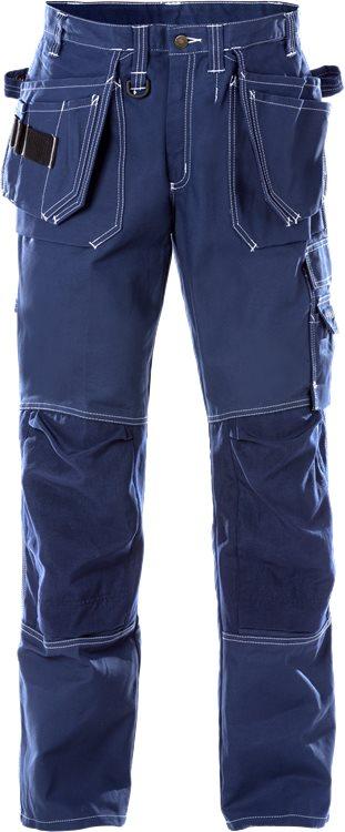 Fristads - Handwerkerhose 255K FAS Blau C44