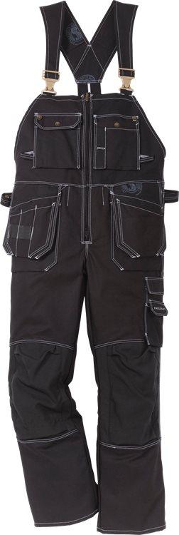 Fristads - Handwerkerlatzhose 51 FAS Schwarz C44