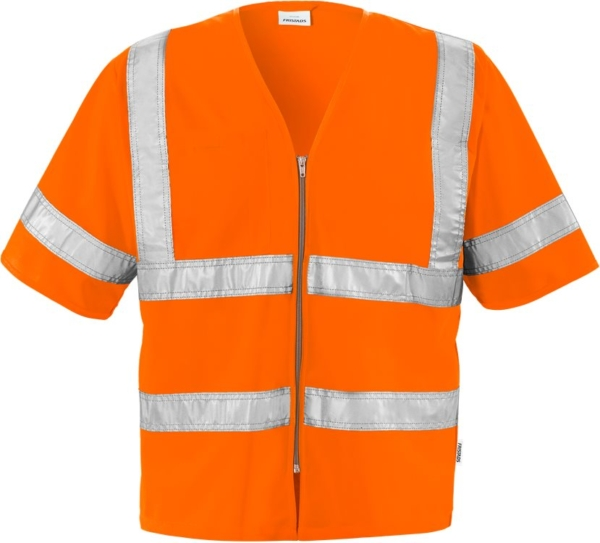 Fristads - High Vis Weste Kl. 3 500 NV Warnschutz-Orange S/M