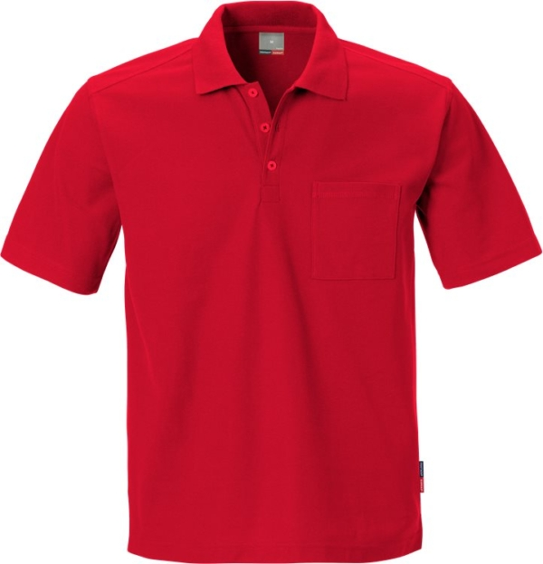 Fristads - Poloshirt 7392 PM Rot XS