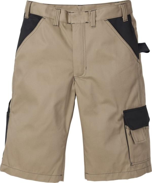 Fristads - Icon Two Shorts 2020 LUXE Khaki/Schwarz C42