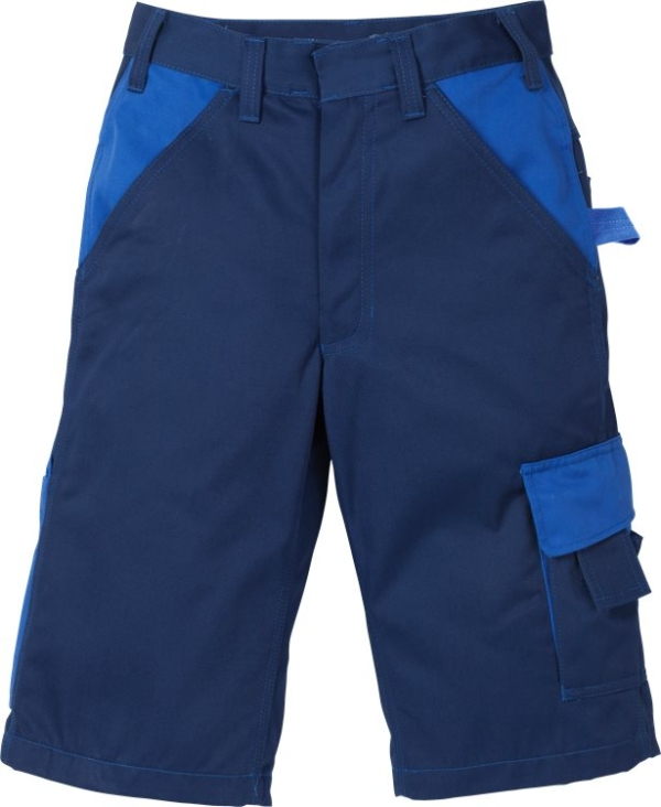 Fristads - Icon Two Shorts 2020 LUXE Marine/Königsblau C42