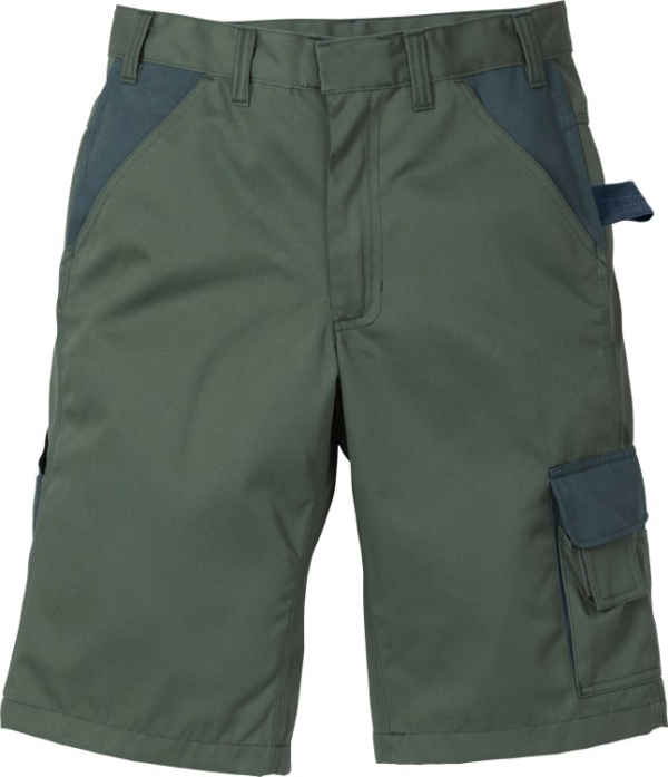 Fristads - Icon Two Shorts 2020 LUXE Army Grün hell/Army Grün C42
