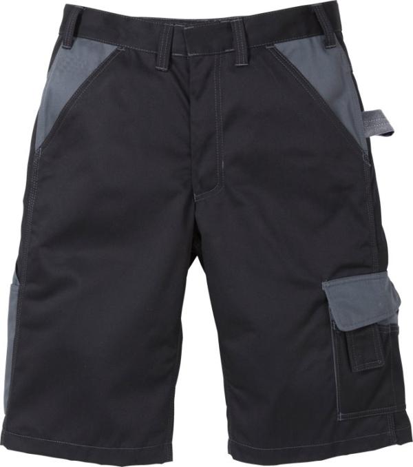 Fristads - Icon Two Shorts 2020 LUXE Schwarz/Grau C42
