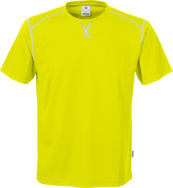 Fristads - 37,5™ T-Shirt 7404 TCY Leuchtendes Gelb XS