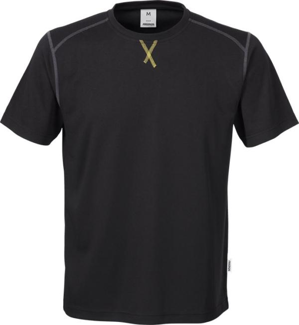 Fristads - 37,5™ T-Shirt 7404 TCY Schwarz XS