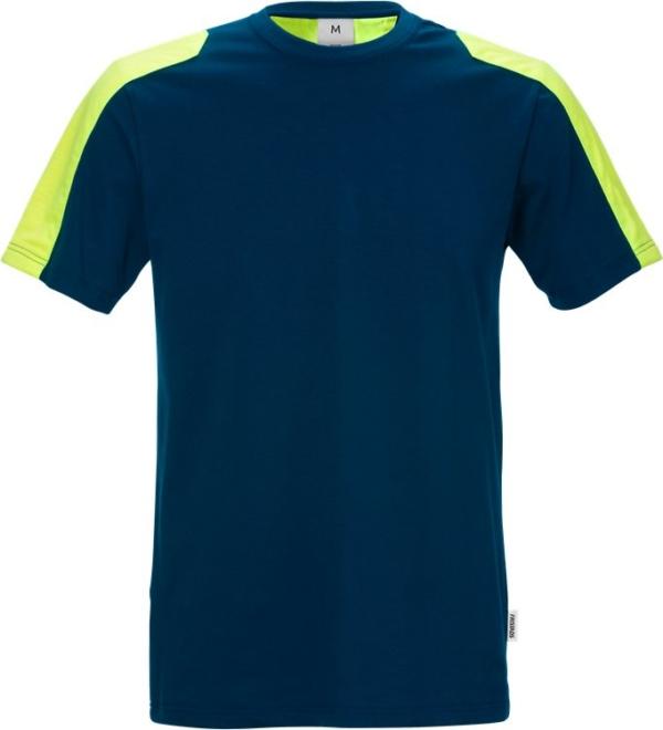 Fristads - T-Shirt 7447 RTT Dunkelblau XS