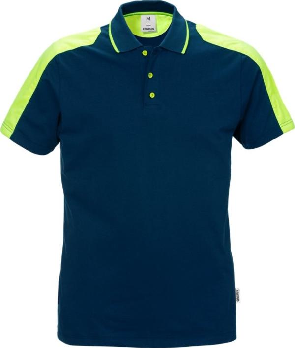 Fristads - Poloshirt 7448 RTP Dunkelblau XS