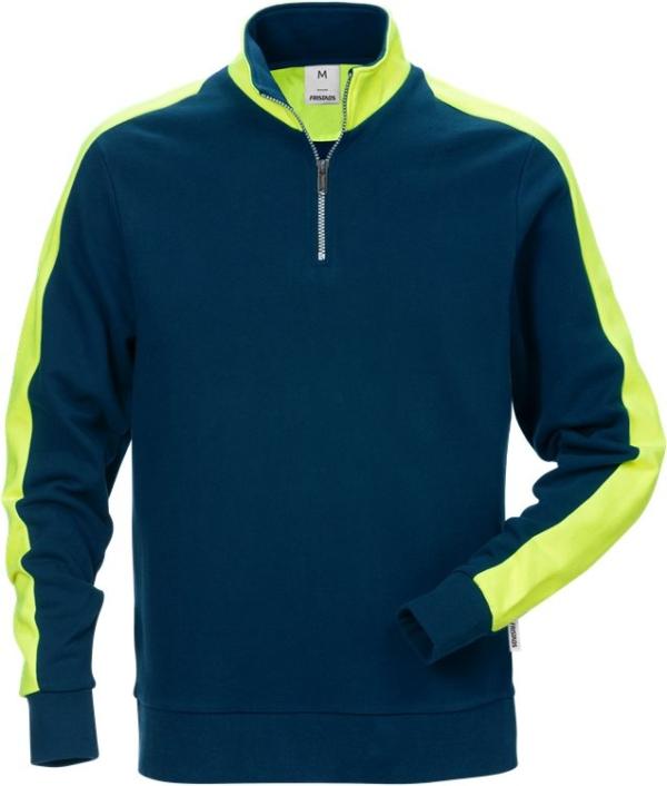 Fristads - Sweatshirt 7449 RTS Dunkelblau XS