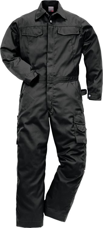 Fristads - Icon One Overall 8111 LUXE Schwarz S