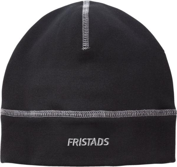 Fristads - Stretch-Fleecemütze 9101 STF Schwarz OFA