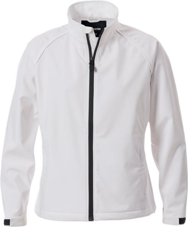 Fristads - Acode WindWear Softshell-Jacke Damen 1477 SBT Weiß S