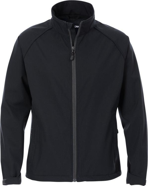 Fristads - Acode WindWear Softshell-Jacke Damen 1477 SBT Schwarz S