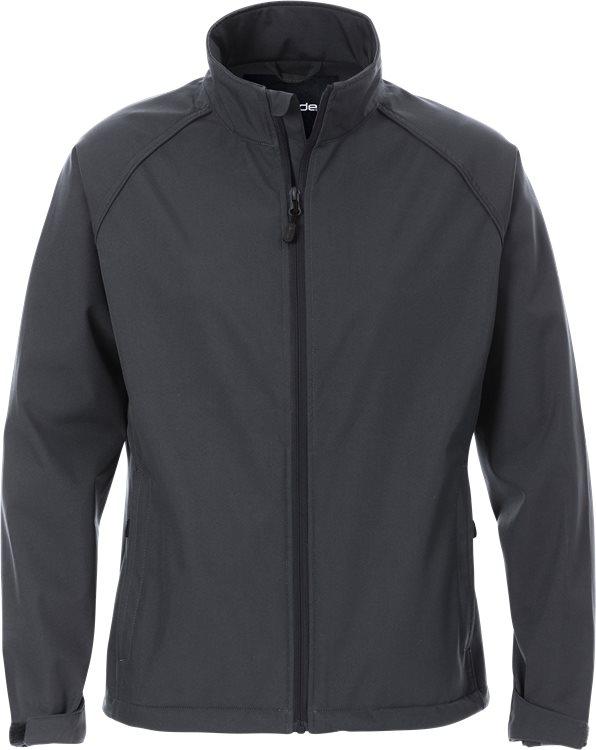 Fristads - Acode WindWear Softshell-Jacke Damen 1477 SBT Dunkelgrau S