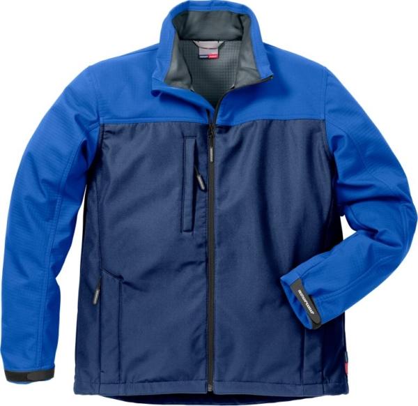 Fristads - Icon Two Softshell-Jacke 4119 SSR Marine/Königsblau S